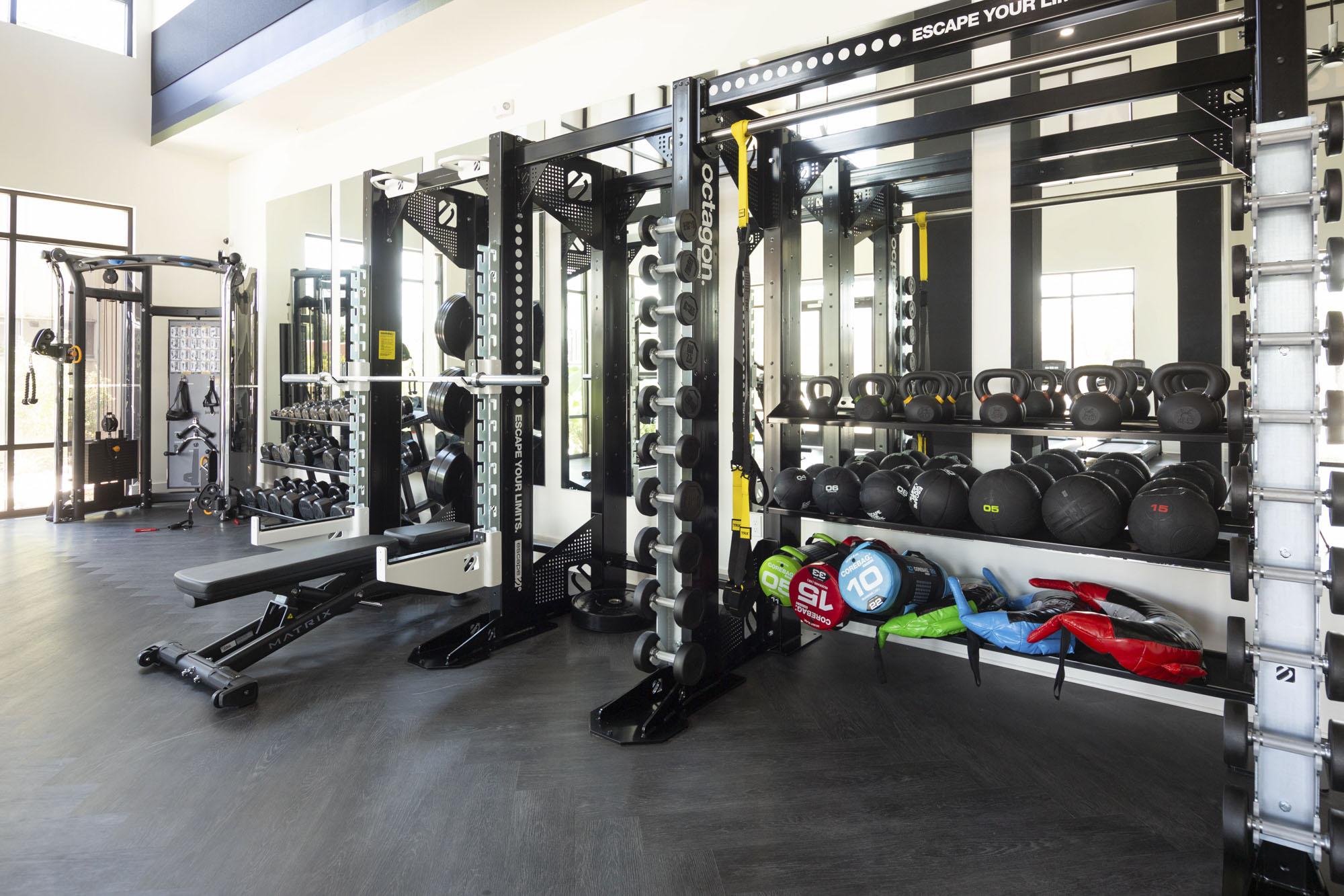 21 Fitness Center